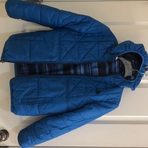 Boys North Face Coat (L)